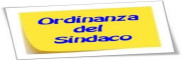 MODIFICA istituzione area a parcheggio ZTL/AREE PEDONALI